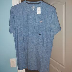 Light Blue Hollister T-Shirt